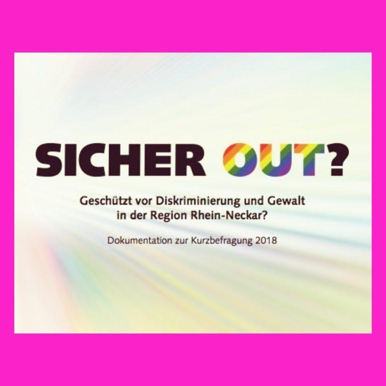Sicher Out Logo